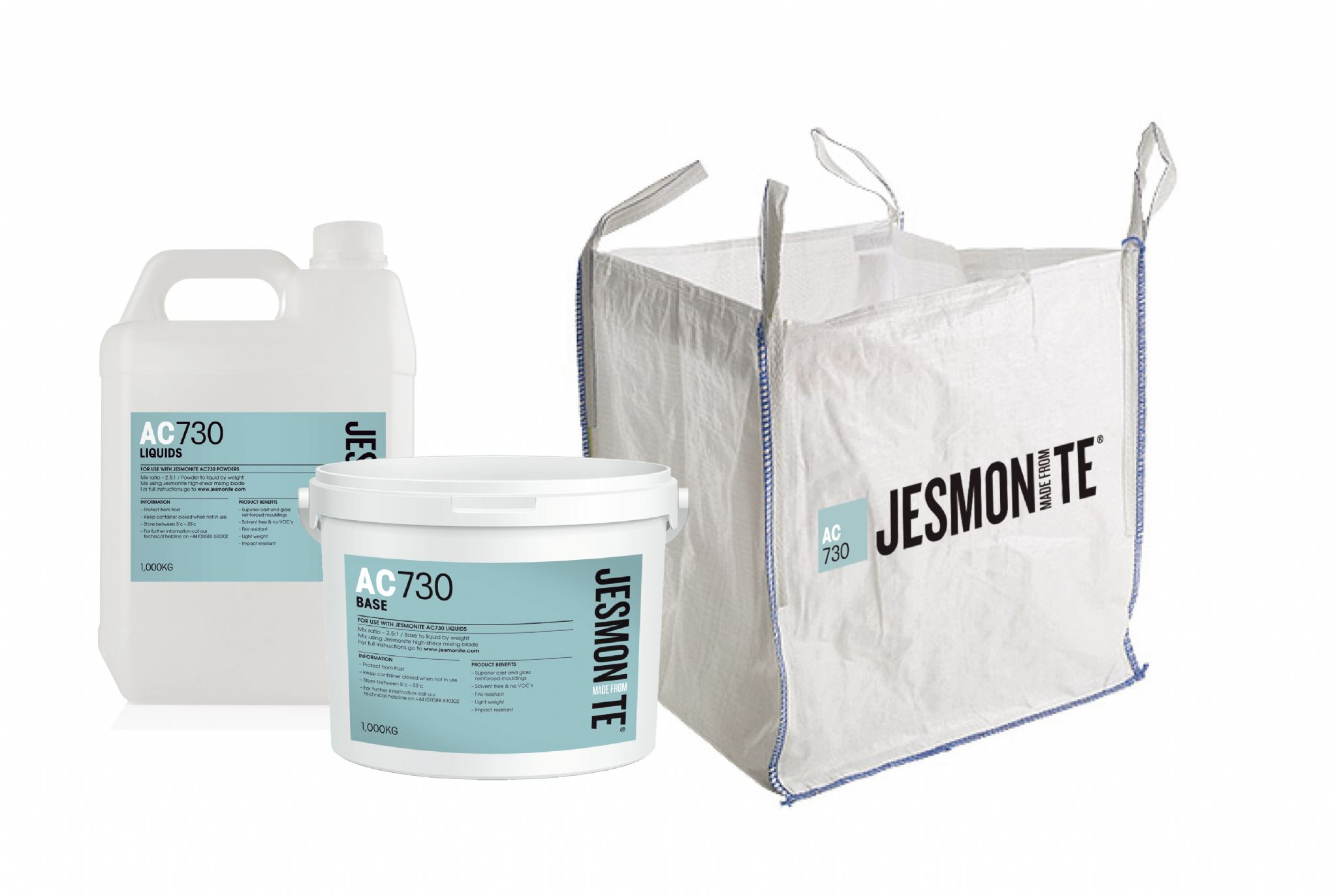 Jesmonite 150kg Kit